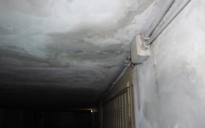 Infiltração no teto: como eliminar esse problema