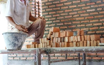Como escolher entre tijolo ou bloco?