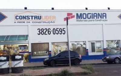 Material de Construção em Orlândia é na Mogiana